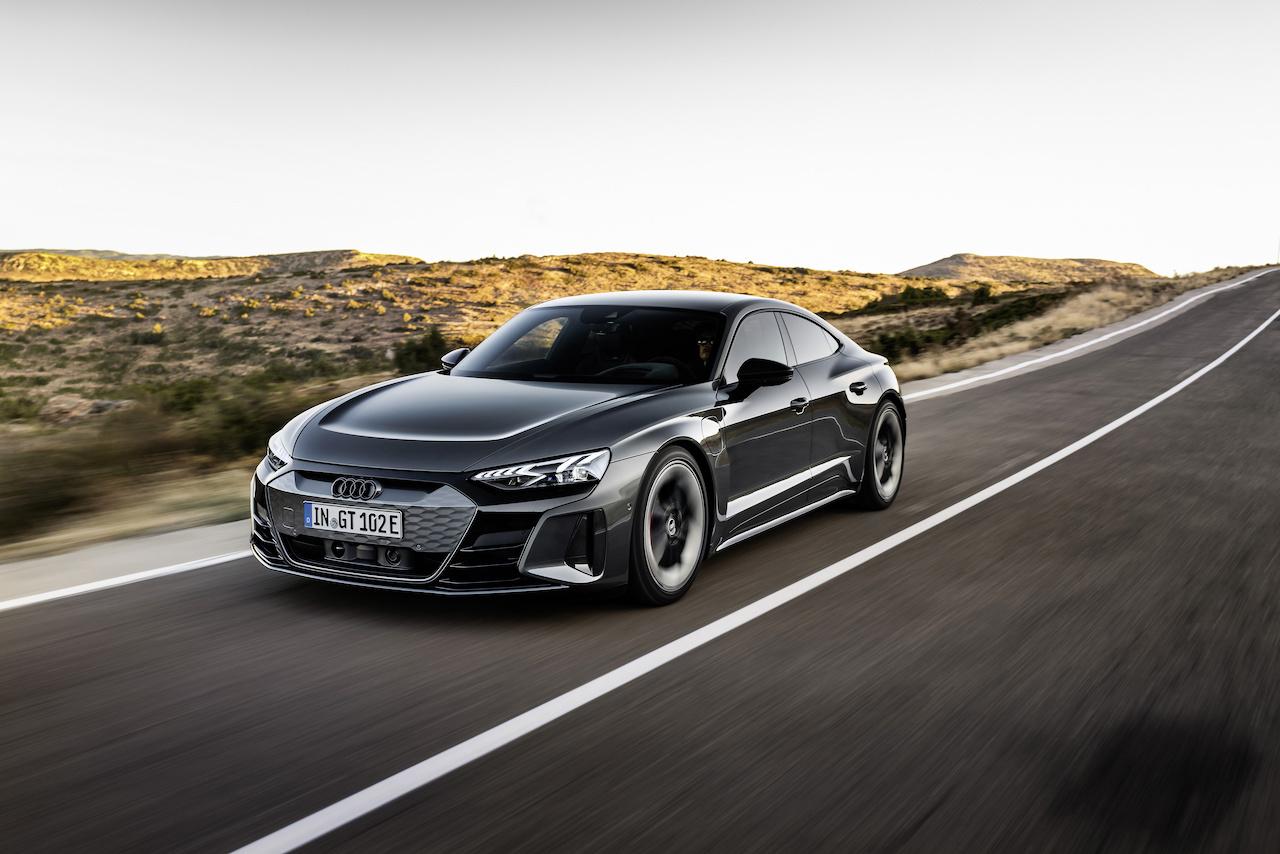 Dies kostet den Audi RS E-Tron GT